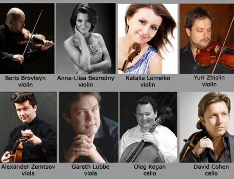 Razumovsky Ensemble at Temple Music Middle Temple Hall