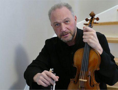 Kolja Blacher violin, Özgür Aydin piano