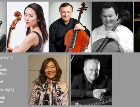 Beethoven Cello Sonatas – 8th February 2020