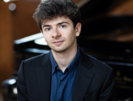 Antoine Preat piano